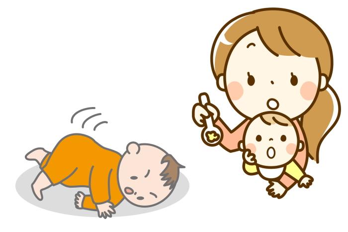 5,6か月の赤ちゃん