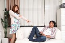 夫が育児に非協力的