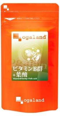 オーガランド ビタミンB群+葉酸