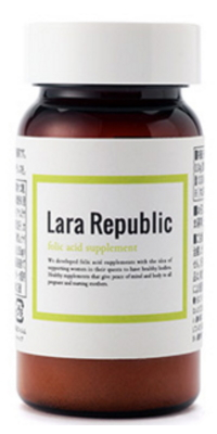 LaraRepublic 葉酸サプリメント