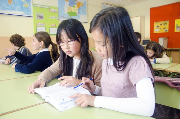 女子は勉強