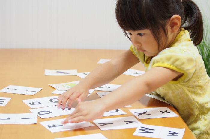子どもの外国語習得