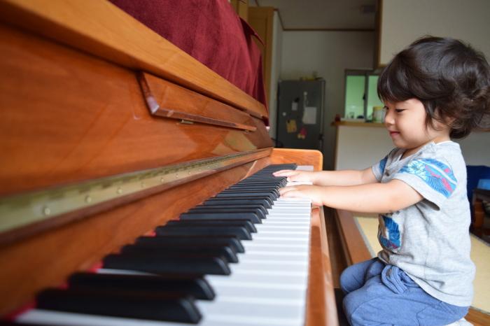 ピアノで脳を活性化