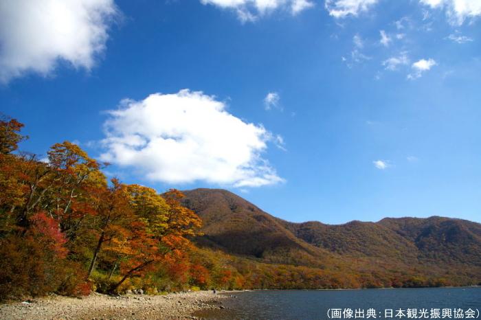赤城山の紅葉