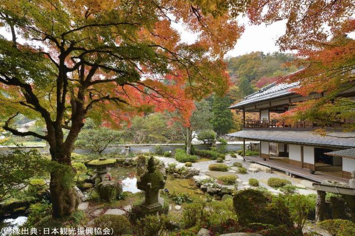 津和野の紅葉