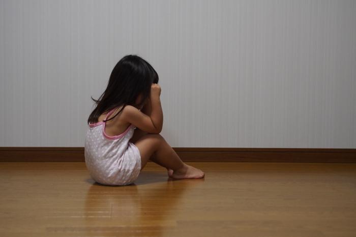ストレスをかかえる子供