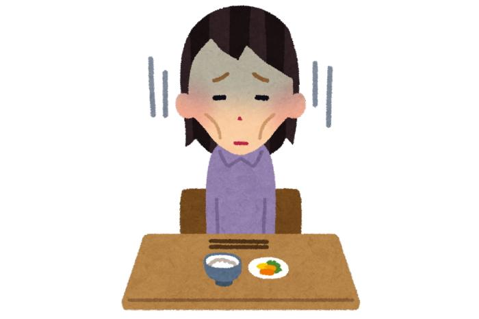 拒食症の子供