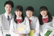 名門塾に通う生徒たち