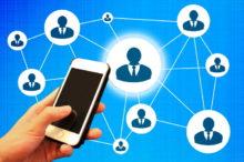 ソーシャルネットワークの繋がりによるネット依存