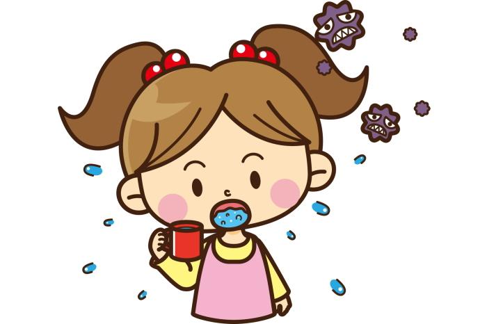 ウイルス対策で風邪予防