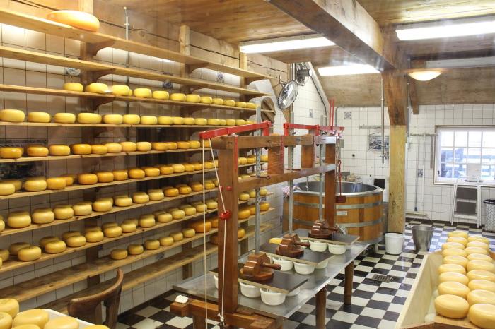 チーズの製造