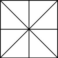 漢字探しゲームに使用する図形