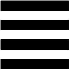 実線で書かれた横線