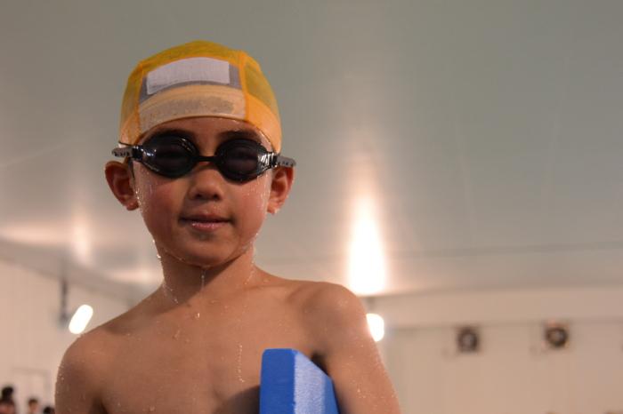 水泳エリート