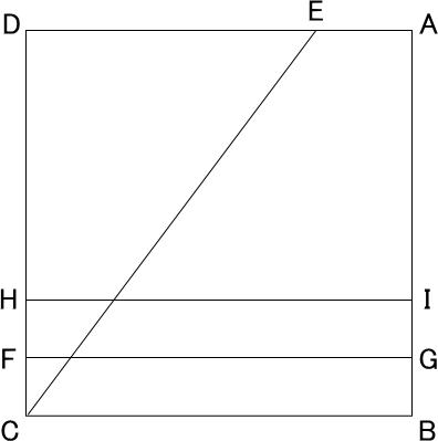 角の三等分線の説明図-1